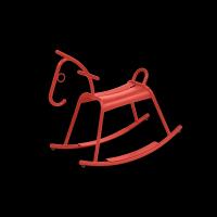 Cheval à bascule ADADA de Fermob, 23 coloris