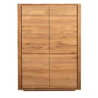 Armoire OAK SHADOW d'Ethnicraft , 4 portes