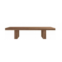 Banc TECK DOUBLE d'Ethnicraft, 3 tailles