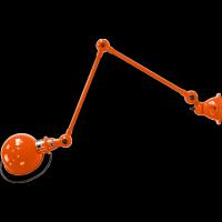 Applique LOFT Ø15 de Jieldé avec 2 bras articulés, 28 coloris