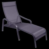 Deck chair ALIZÉ réglable de Fermob, 8 coloris