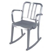 Rocking armchair HERITAGE de Emeco