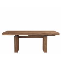 Table à rallonges TECK DOUBLE d'Ethnicraft, 200/300cm