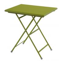 Table rectangulaire ARC EN CIEL de Emu, 2 tailles, 9 coloris