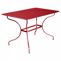 Table rectangulaire OPÉRA de Fermob, 24 coloris