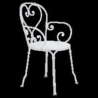 Fauteuil 1900 de Fermob blanc coton