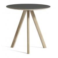 Table ronde 50 COPENHAGUE de Hay, 4 options, 8 couleurs