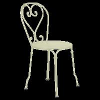Chaise 1900 de Fermob, Tilleul
