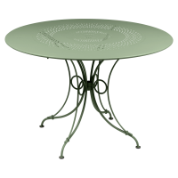 Table 1900 de Fermob D. 117 Cactus