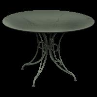 Table 1900 de Fermob D.117 Romarin
