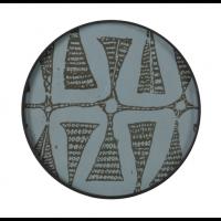 Plateau GRAPHITE BOHEMIAN de Ethnicraft Accessories, 2 tailles