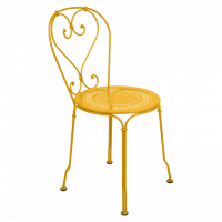 Chaise 1900 de Fermob, Miel
