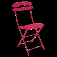 Chaise LA MÔME de Fermob, Rose praline