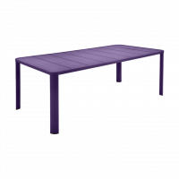Table  OLÉRON de Fermob, 23 coloris
