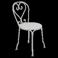 Chaise 1900 de Fermob, Gris Métal