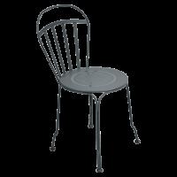 Chaise LOUVRE de Fermob gris orage