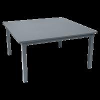 Table CRAFT de Fermob gris orage