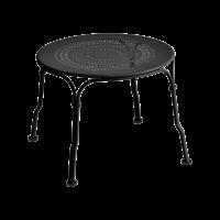 Table basse 1900 de Fermob, Réglisse