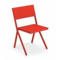 Chaise MIA de Emu, Rouge écarlate