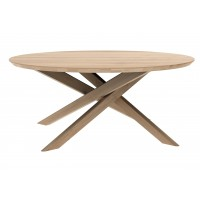 Table basse ronde MIKADO d