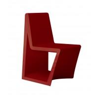 Chaise REST de Vondom, Rouge