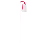 Pied à planter BALAD de Fermob, Rose praline