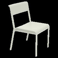 Chaise BELLEVIE de Fermob, Gris argile