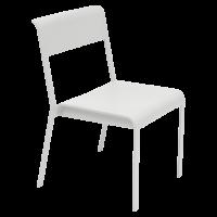 Chaise BELLEVIE de Fermob, Gris métal