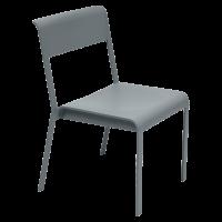 Chaise BELLEVIE de Fermob, Gris orage