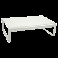 Table basse BELLEVIE de Fermob, Gris argile