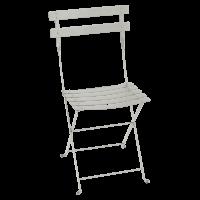 Chaise BISTRO métal de Fermob, Gris argile