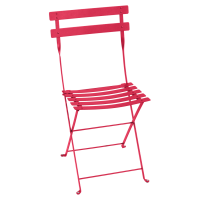Chaise BISTRO métal de Fermob, Rose praline