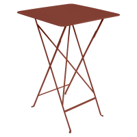Mange-debout BISTRO de Fermob, ocre rouge