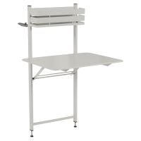 Table balcon BISTRO de Fermob, Gris argile