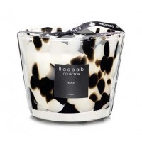 Bougie Black PEARLS de Baobab Collection, 5 tailles