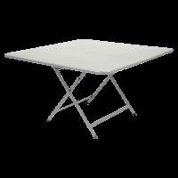 Table CARACTÈRE de Fermob, Gris argile