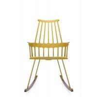 Chaise à bascule COMBACK de Kartell, 6 coloris