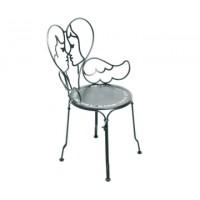 Chaise ANGE de Fermob gris orage