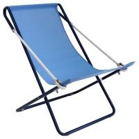 Chaise longue VETTA de Emu, Bleu foncé - Bleu marine