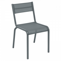 Chaise OLÉRON de Fermob, Gris orage