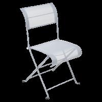 Chaise pliante DUNE de Fermob, 2 coloris