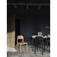 Chaise WORKSHOP de Muuto, Pin