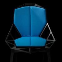Coussin double pour chaise ONE de Magis, 4 couleurs