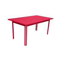 Table COSTA de Fermob, Rose praline
