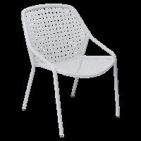 Fauteuil CROISETTE de Fermob, Blanc coton
