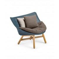 Chaise longue MBRACE de Dedon, 3 coloris