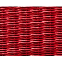 Chaise longue DOVILE de Vincent Sheppard, China red