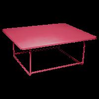 Table basse ELLIPSE de Fermob, Rose praline