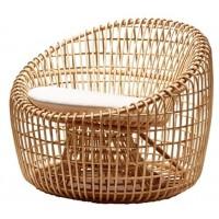Coussin pour fauteuil lounge NEST de Cane-line