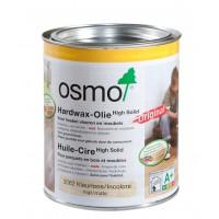 Huile/cire incolore mat OSMO d